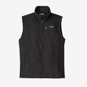 NWT Men's Patagonia Better Sweater vest, large